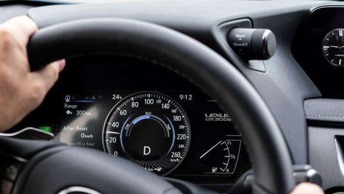 2021 Lexus UX 300e Interior 002