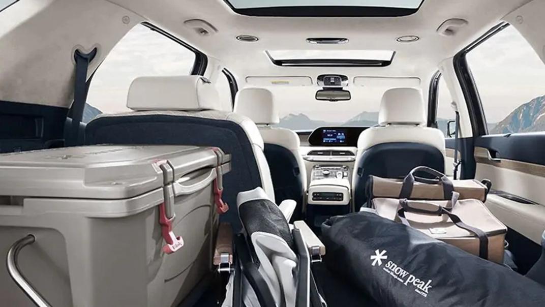2021 Hyundai Palisade Interior 015