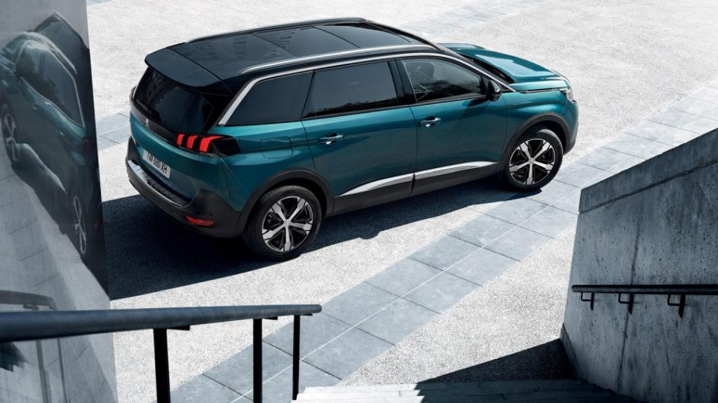 Peugeot 5008 2019 Exterior 029