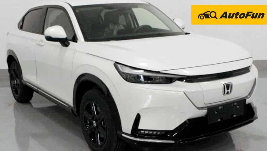 Honda HR-V di Cina Ganti Nama Jadi Nama Motor, Hadir Sebagai Mobil Full Elektrik 01