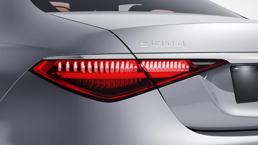 2021 Mercedes-Benz S-Class S 450 4MATIC Luxury Exterior 008