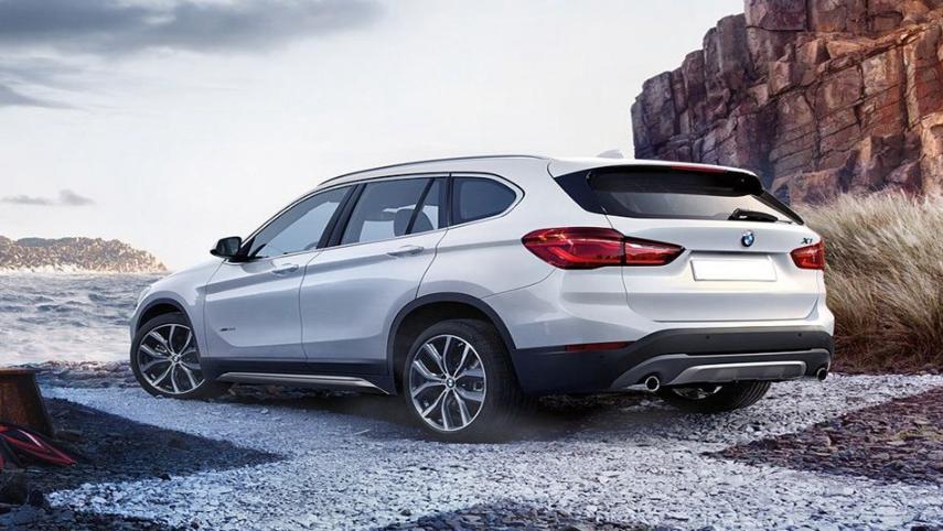 BMW X1 2020 2020 Exterior 007