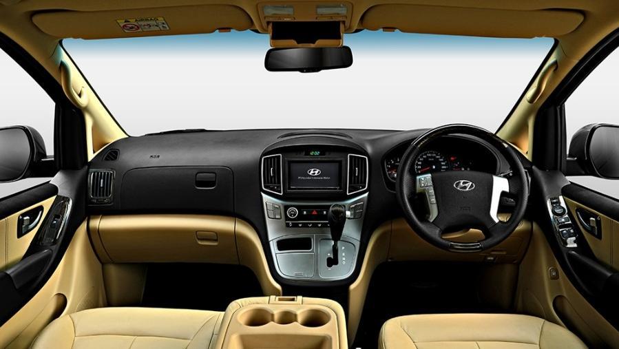Hyundai H1 2019 Interior 001