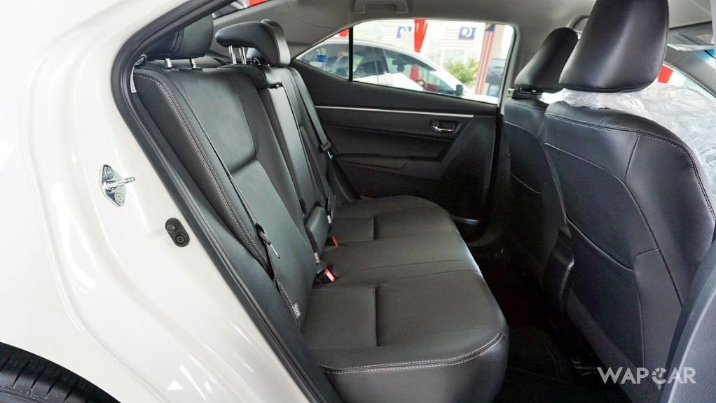Toyota Corolla Altis 2019 Interior 183