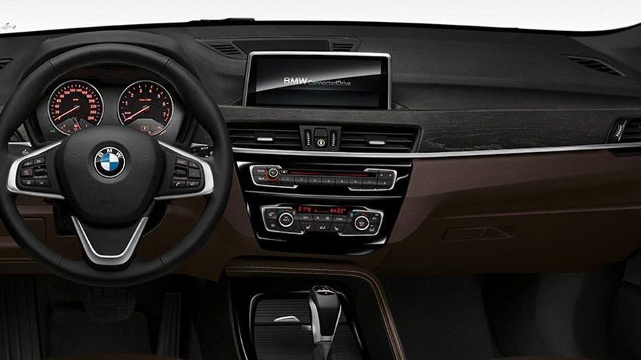 BMW X1 2019 2019 Interior 001