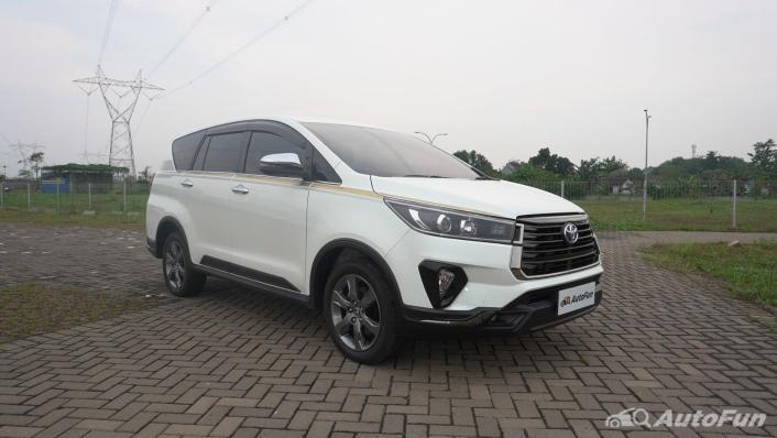 2021 Toyota Kijang Innova Exterior 006