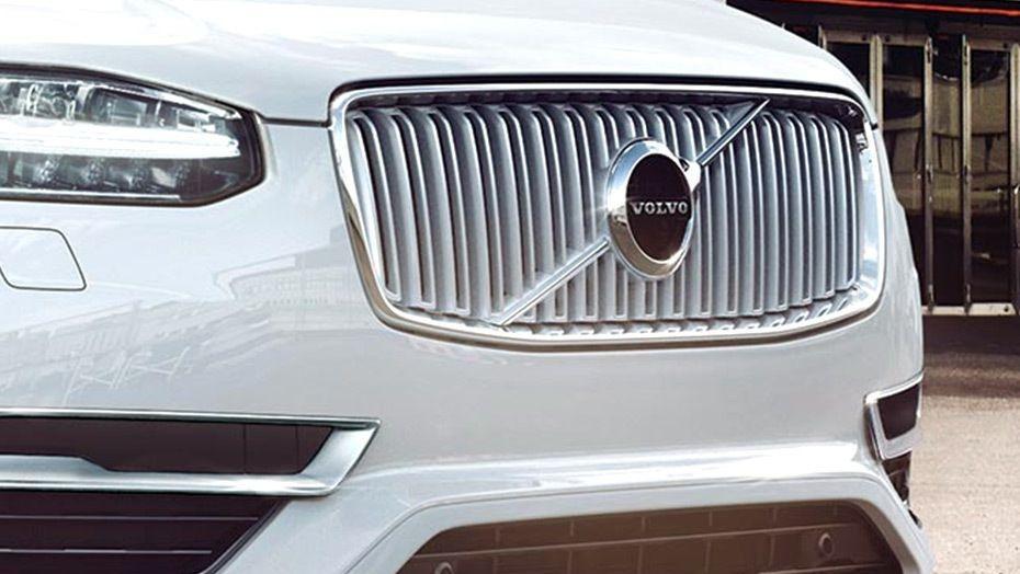 Volvo XC90 2019 Exterior 006