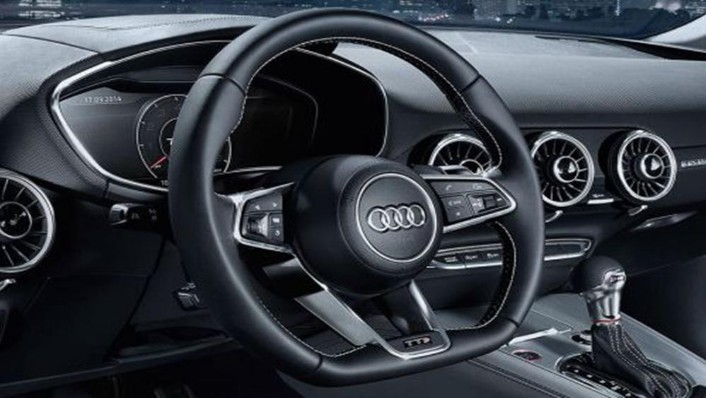 Audi TTS Coupe 2019 Interior 002