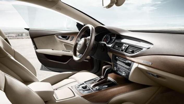 Audi A7 2019 Interior 008