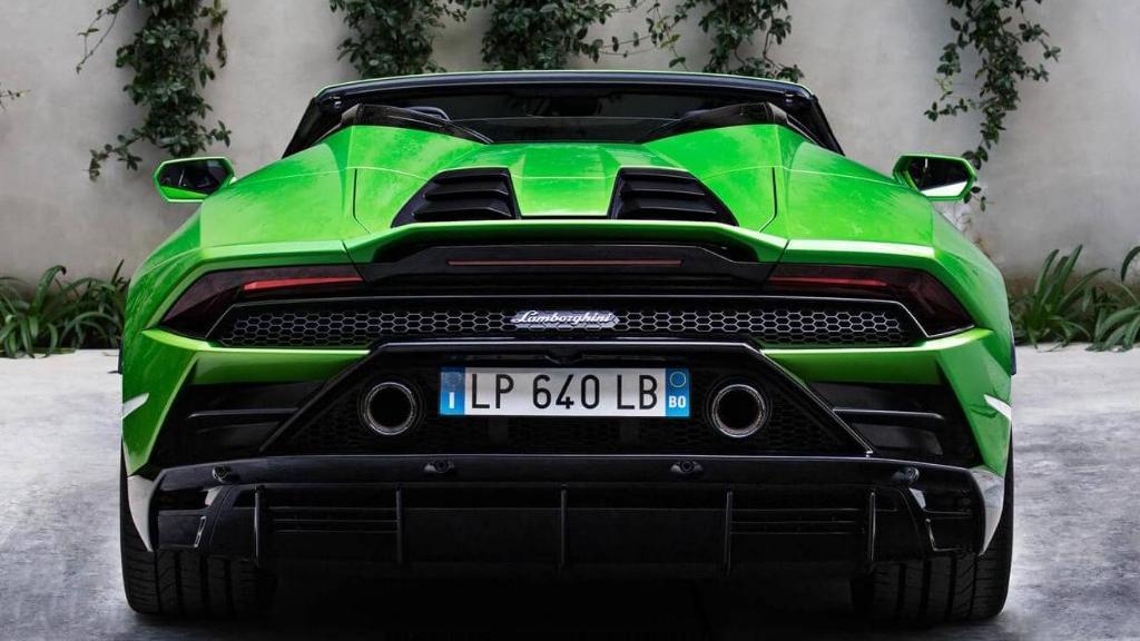 Lamborghini Huracan 2019 Exterior 018