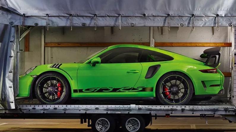 Porsche 911 2019 Exterior 015