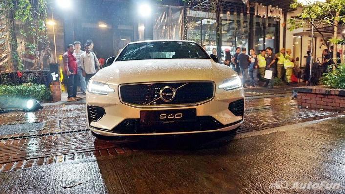Volvo S60 2019 Exterior 003