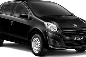 Tanpa AC dan Minim Fitur, Daihatsu Ayla 1.0 D Si Mobil Termurah di Indonesia Layakkah Dibeli?