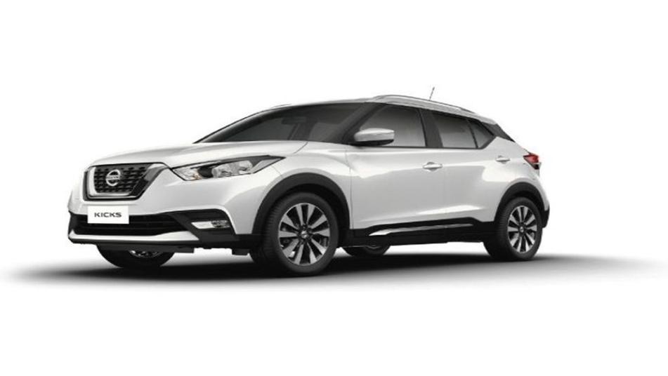 Nissan Kicks 2020 2019 Exterior 004