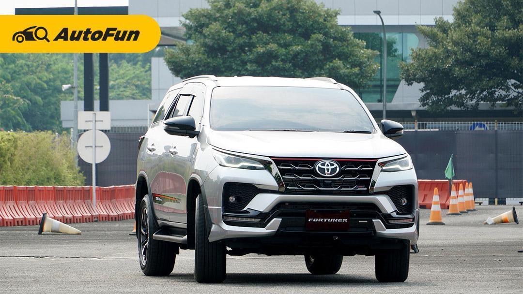 Harga Toyota Fortuner Diskon PPNBM, Siap Rebut Pasar Mitsubishi Pajero Sport dan Isuzu MU-X 01