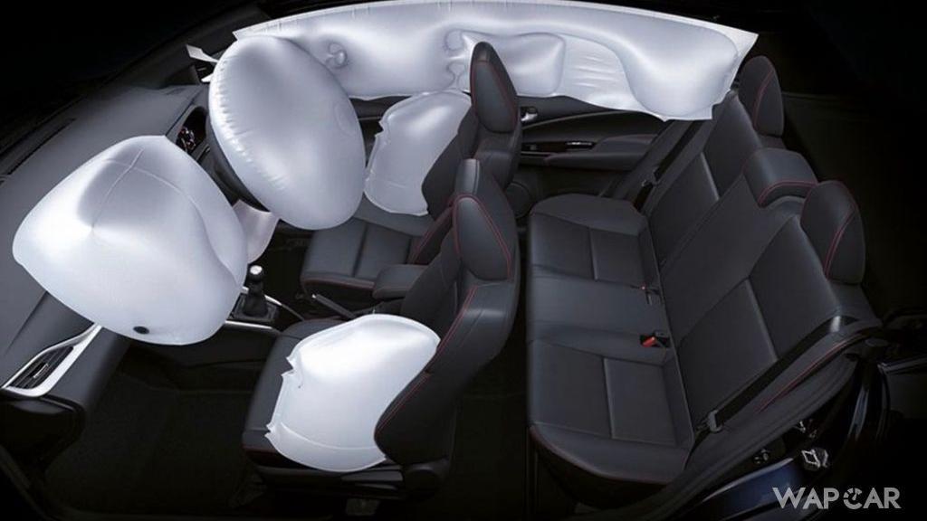 Toyota Vios 2019 Interior 076