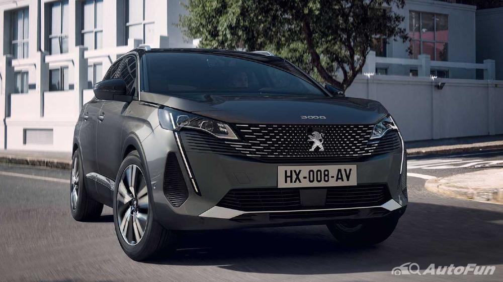 mobil baru Peugeot 3008 2021