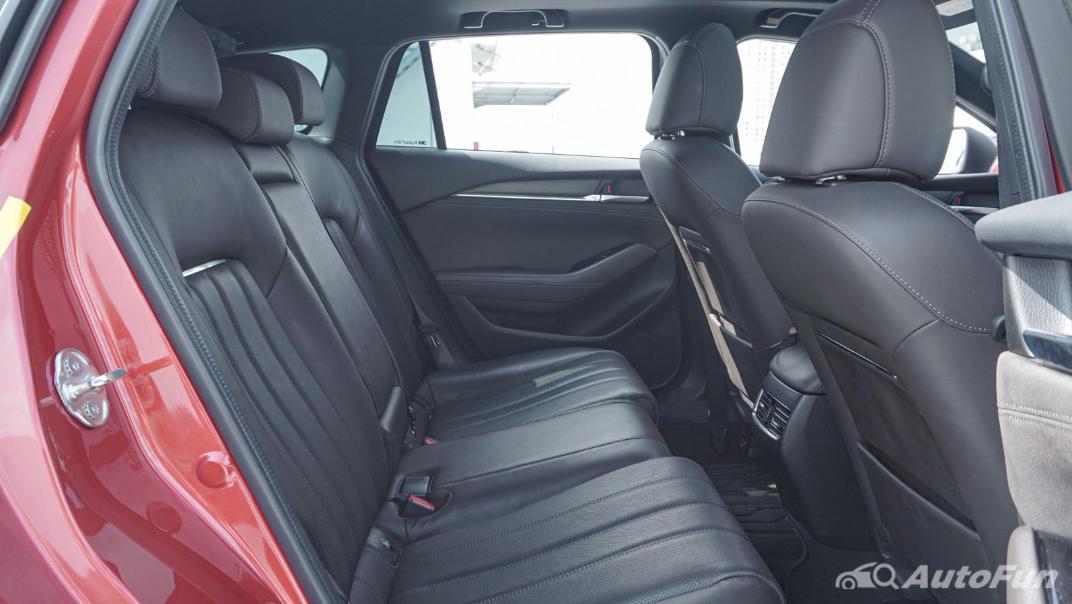 Mazda 6 Elite Estate Interior 046