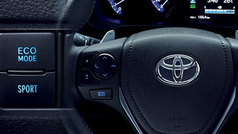 Toyota Vios 2019 Interior 068