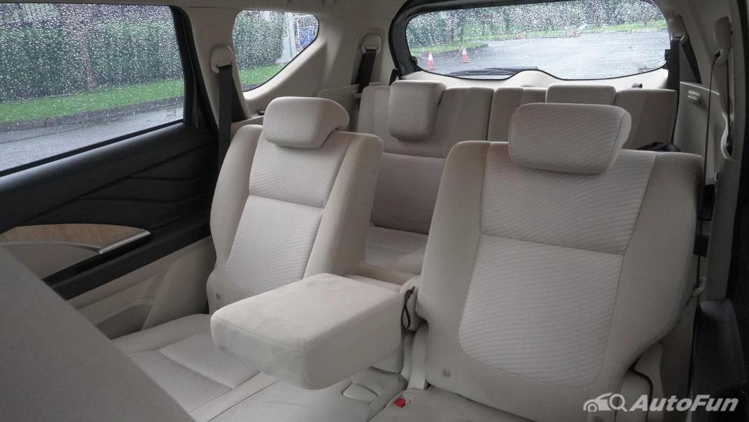 2020 Mitsubishi Xpander Ultimate A/T Interior 034