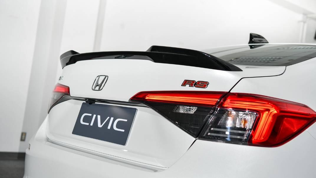 2022 Honda Civic Upcoming Version Exterior 045