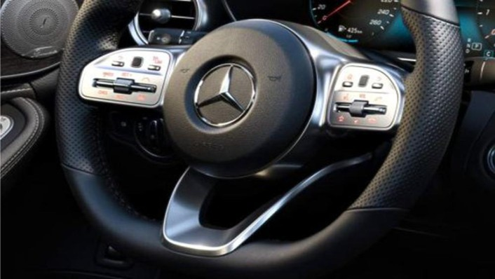Mercedes-Benz C-Class Estate 2019 Interior 003