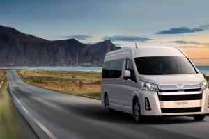 Buat Jadi Mobil Travel Premium, Toyota HiAce Premio Dapat Lawan Baru dari Wuling Journey 2021