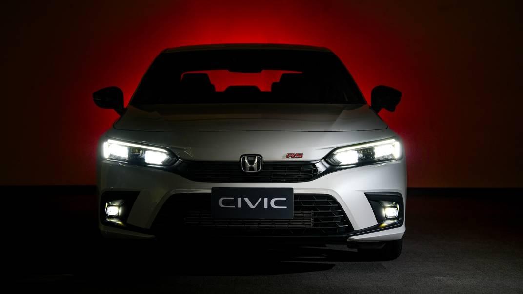 2022 Honda Civic Upcoming Version Exterior 011