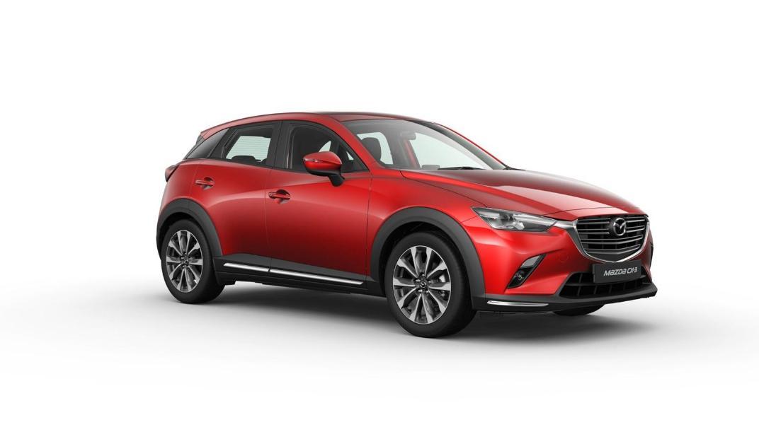 Mazda CX 3 2019 Exterior 004