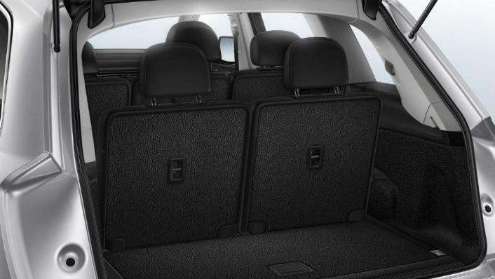 Audi Q7 2019 Interior 010