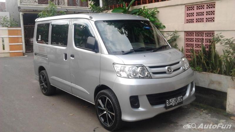 Review Daihatsu Luxio 2020: Kenyamanan Penumpang Kelas Atas 02