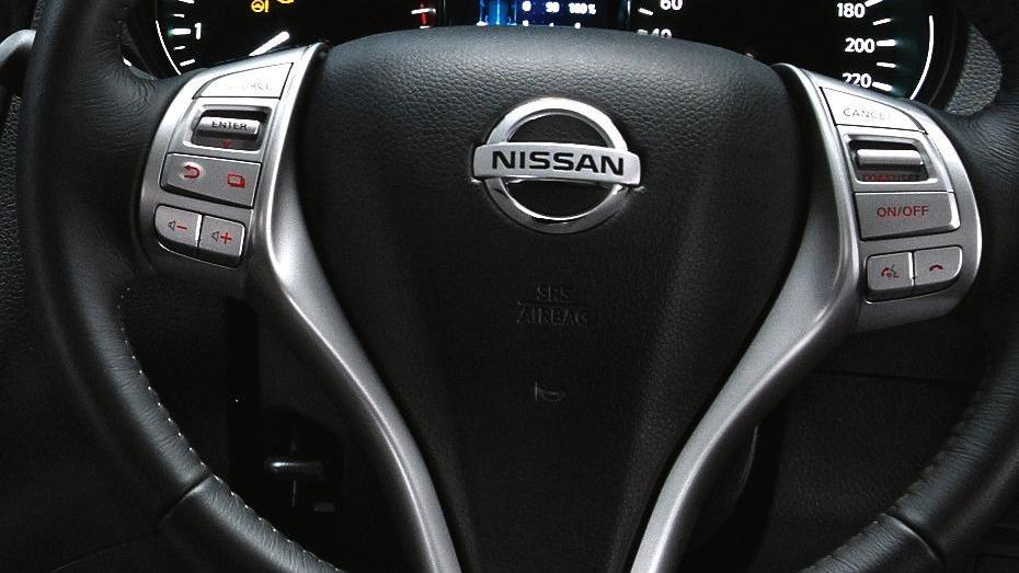 Nissan X Trail 2019 Interior 002