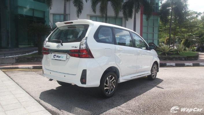 Toyota Avanza 2019 Exterior 005