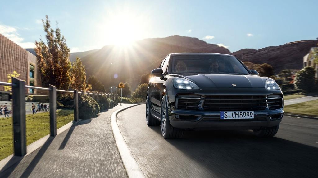 Porsche Cayenne 2019 Exterior 023