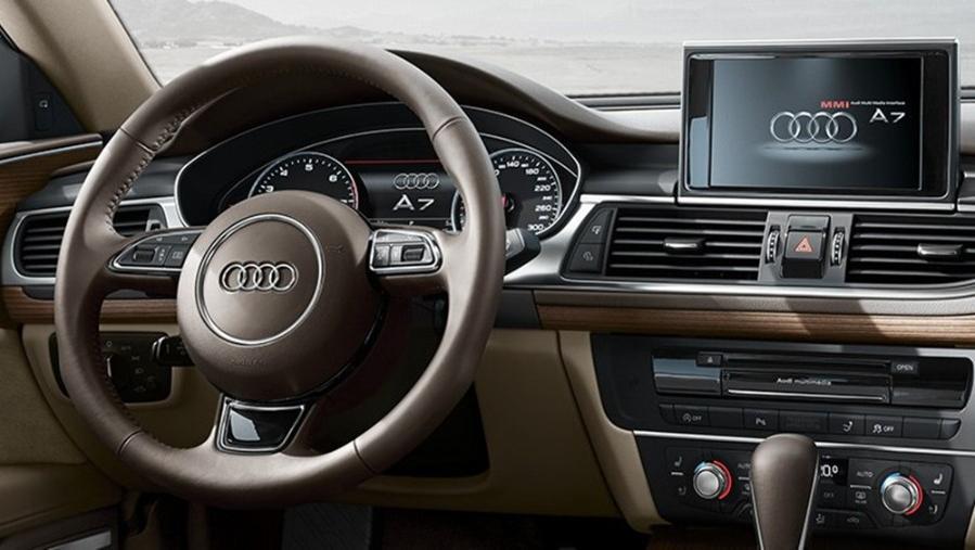 Audi A7 2019 Interior 002