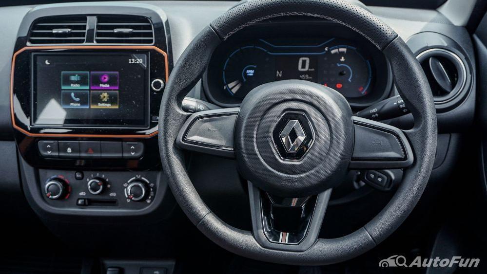 Renault Kwid 2019 Interior 003