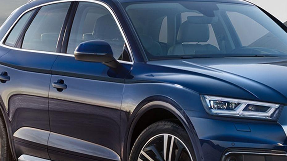 Audi Q5 2019 Exterior 012