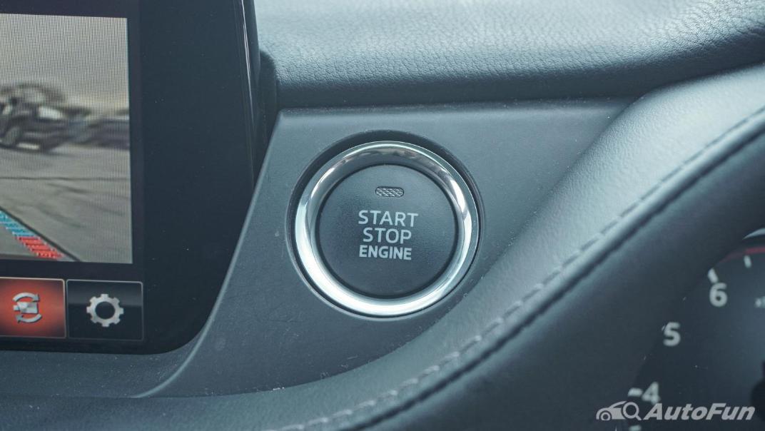 Mazda 6 Elite Estate Interior 029
