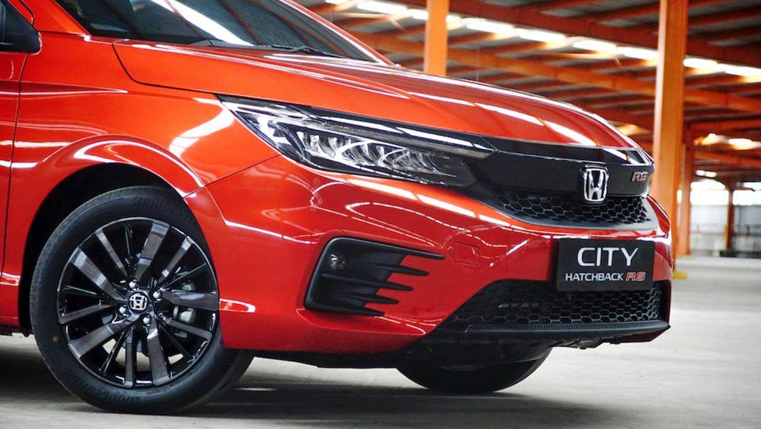 2021 Honda City Hatchback Exterior 007