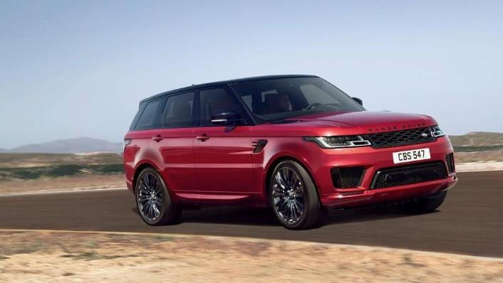Land Rover Range Rover Sport 2019 Exterior 007