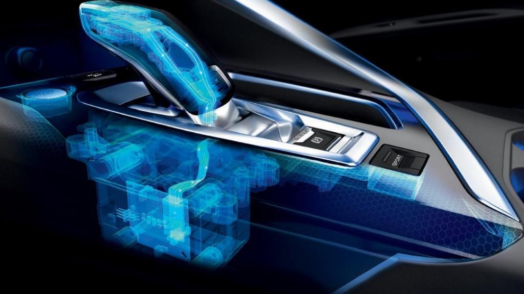 Peugeot 5008 2019 Interior 048