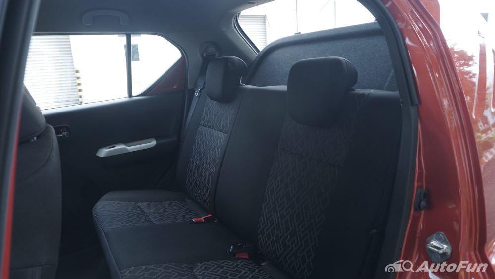 Suzuki Ignis GX AGS Interior 038