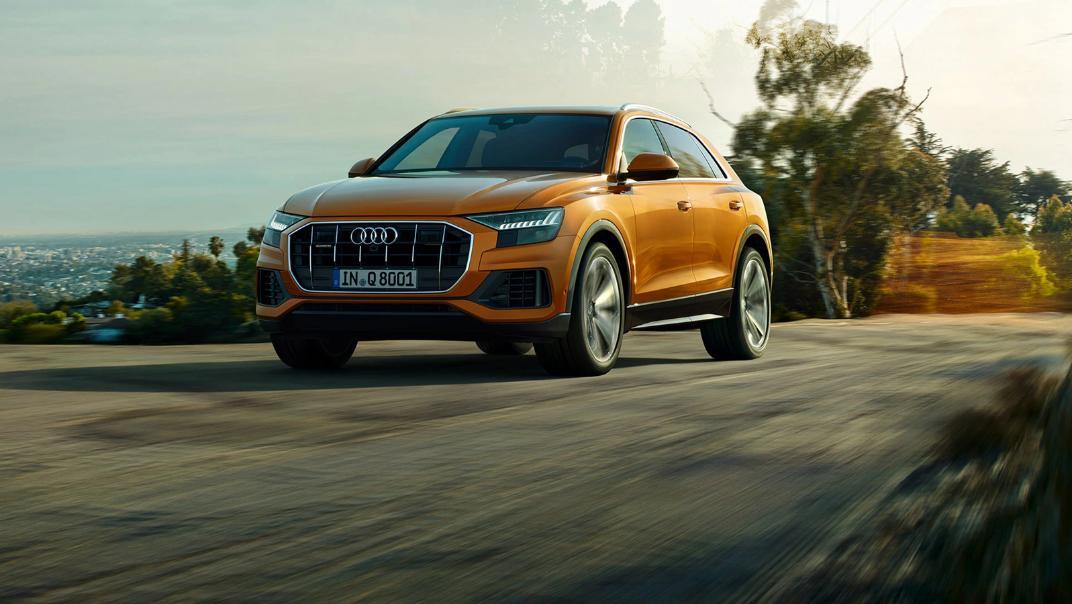Audi Q8 2019 Exterior 015