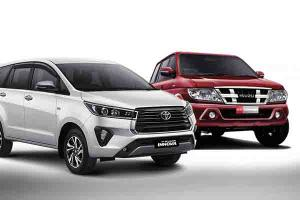 Posisi 'Sang Raja' MPV Diesel, Isuzu Panther Perlahan Digantikan Toyota Kijang Innova 2021