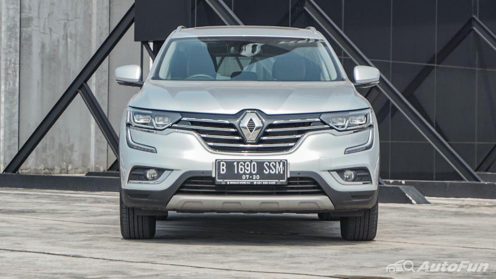 Renault Koleos Signature Exterior 002