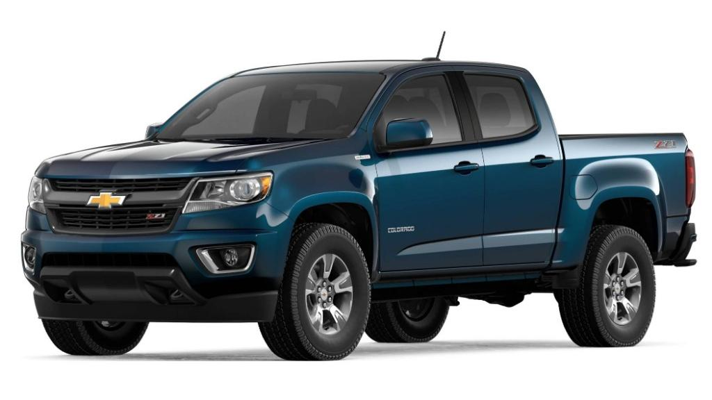 Chevrolet Colorado 2019 Others 006