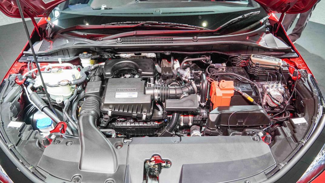 2021 Honda City Hatchback International Version Others 002