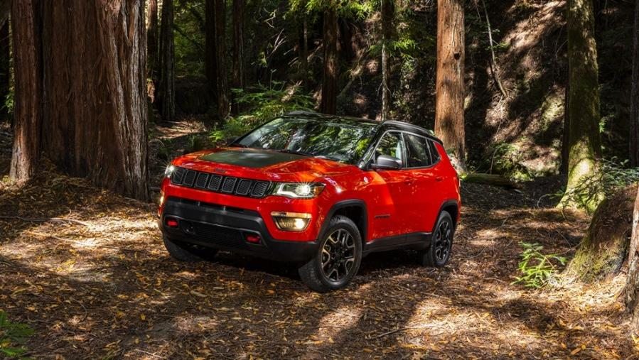 Jeep Compass 2019 Exterior 001