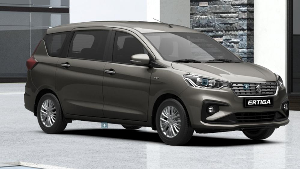 Suzuki Ertiga 2019 Exterior 012