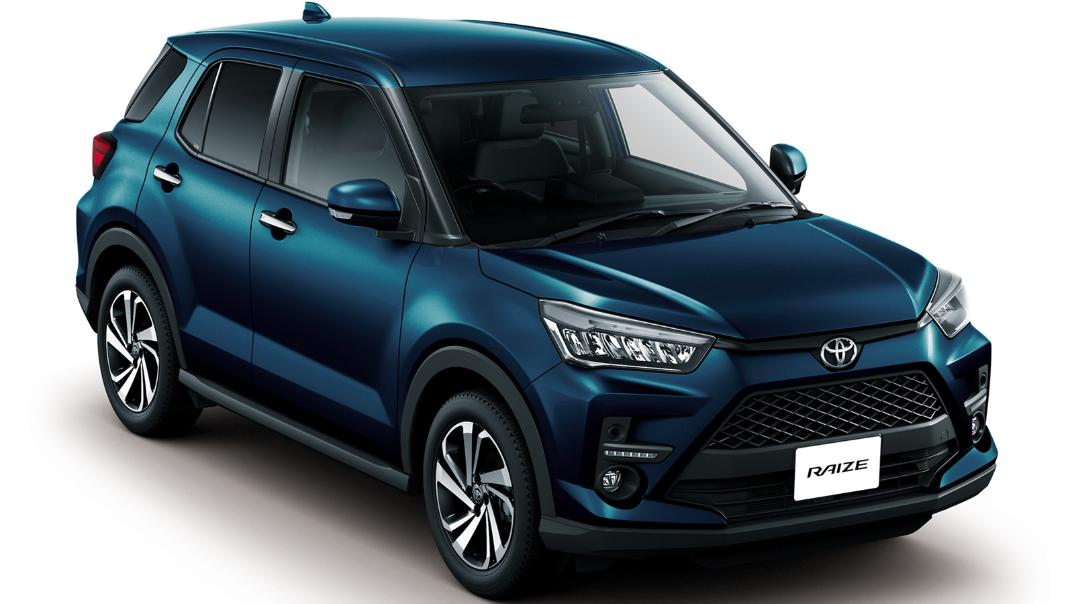 2021 Toyota Raize Exterior 079